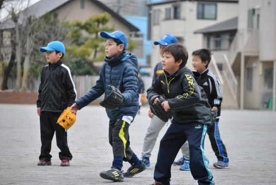 2016年第四回野球体験会が行われました
