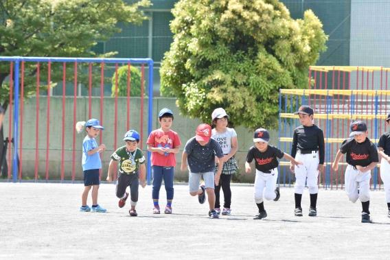 2016年第五回野球体験会が行われました