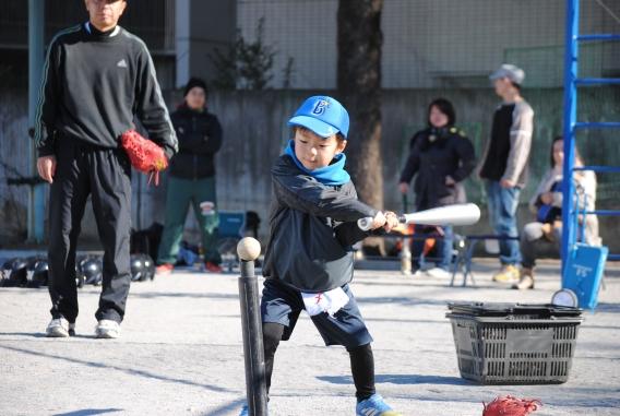 2016年第一回野球体験会が行われました